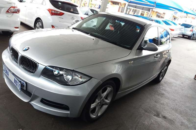 2008 BMW 1 Series 118i 3 door Hatchback ( RWD ) Cars for sale in ...