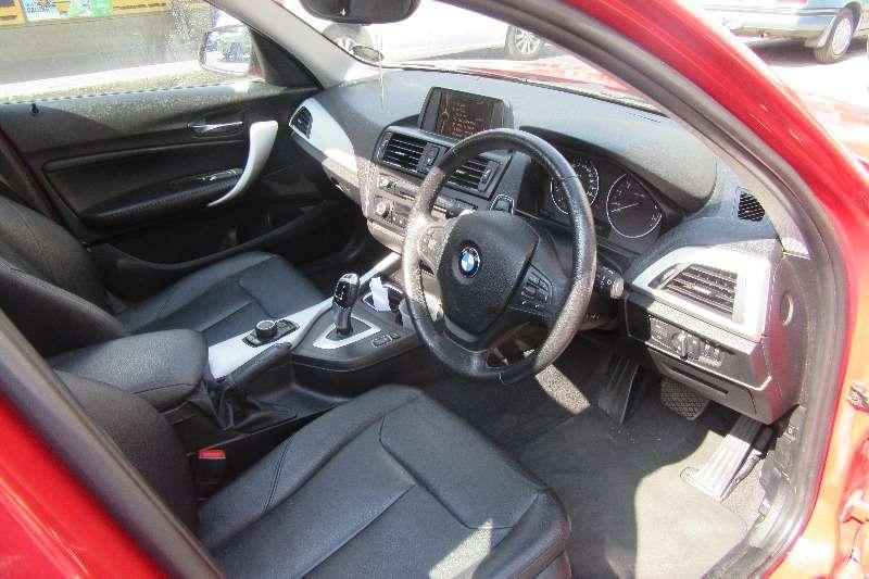 BMW 1 Series 118i 3 door 2013