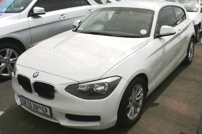 2013 BMW 1 Series 118i 3 Door (F21) Cars for sale in Gauteng | R 169 ...