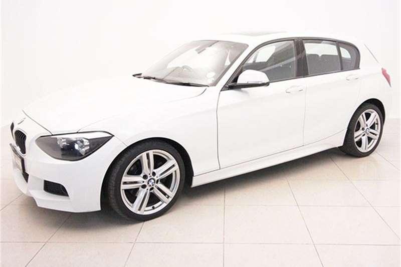 BMW 1 Series 118i 3-door M Sport 2013