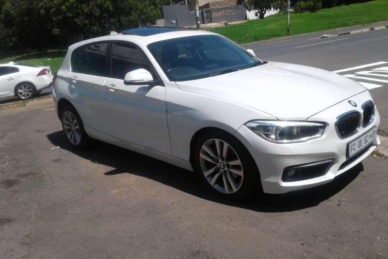 BMW 1 Series 118i 3 door M Sport auto 2016