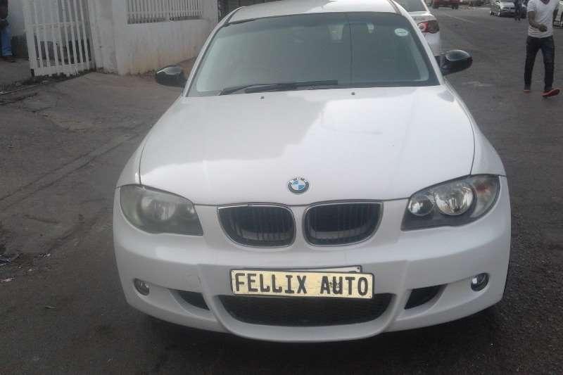 BMW 1 Series 118i 5 door 2008