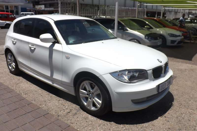 BMW 1 Series 118i 5-door auto 2010