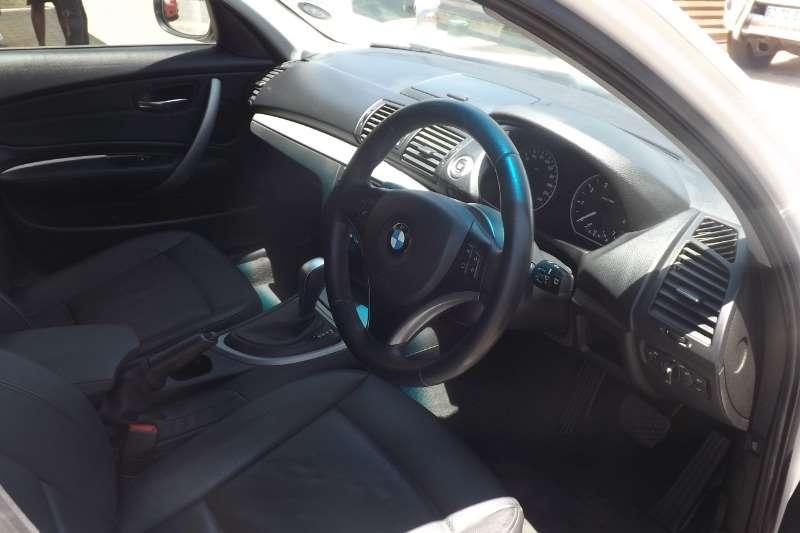 BMW 1 Series 118i 5 door auto 2010