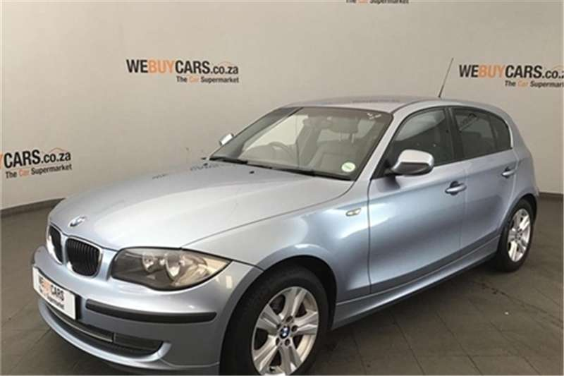 BMW 1 Series 118i 5-door Exclusive 2010