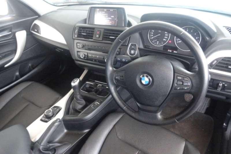 BMW 1 Series 118i 5 door Exclusive 2014