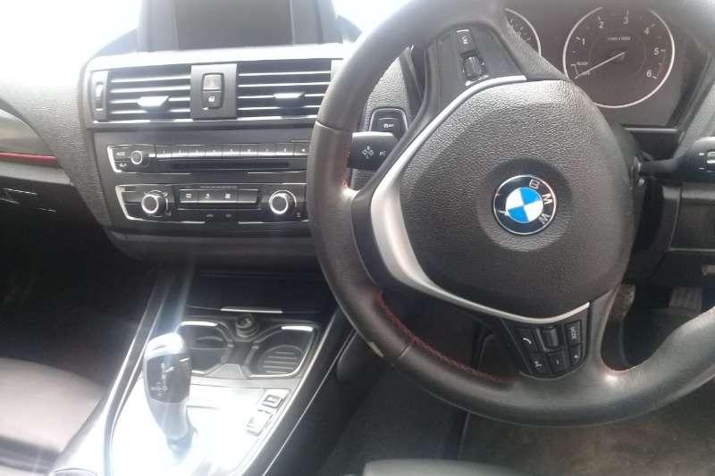 BMW 1 Series 118i 5 door M Sport 2013