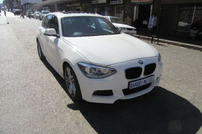 BMW 1 Series 118i 5 door M Sport 2014