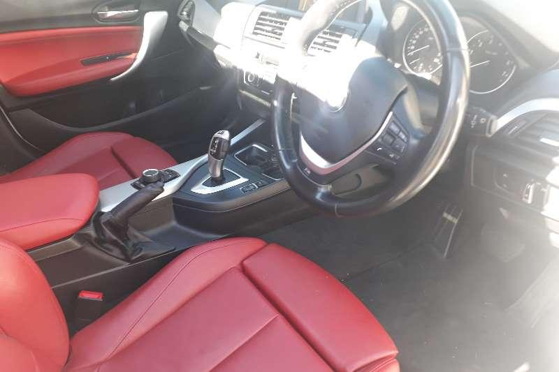 BMW 1 Series 118i 5 door M Sport auto 2014