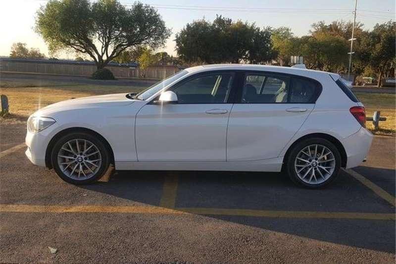 BMW 1 Series 118i 5 Door M Sport Auto 2015