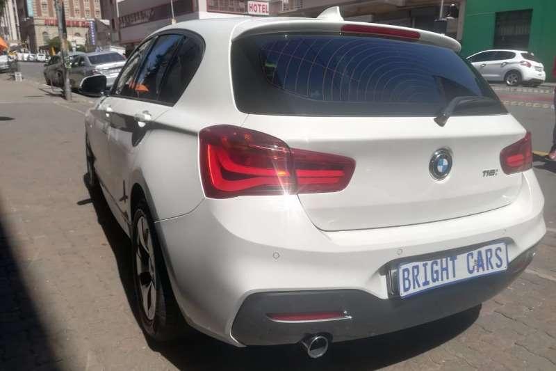 BMW 1 Series 118i 5 door M Sport auto 2017