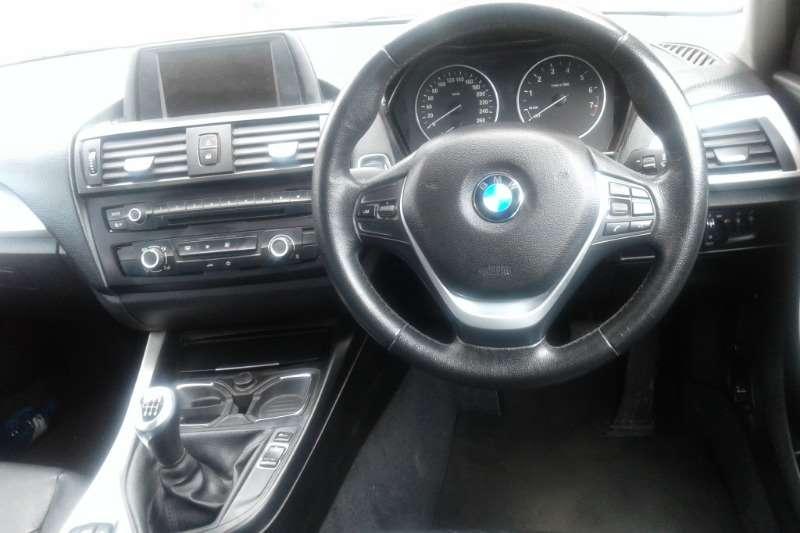 BMW 1 Series 118i 5 door Sport 2012