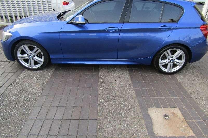 BMW 1 Series 118i 5 door Sport steptronic 2014