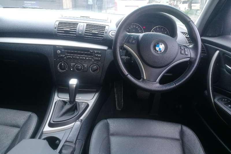 BMW 1 Series 118i 5 door Urban auto 2010