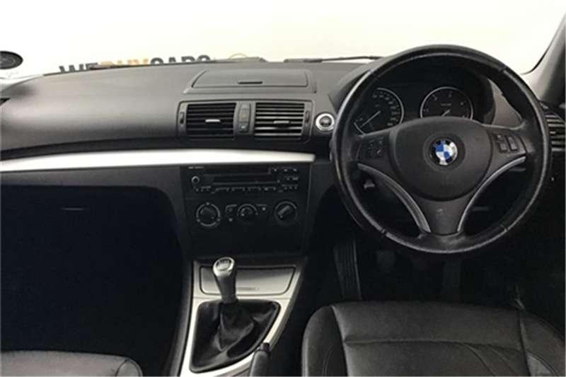 BMW 1 Series 120d 5 door 2010