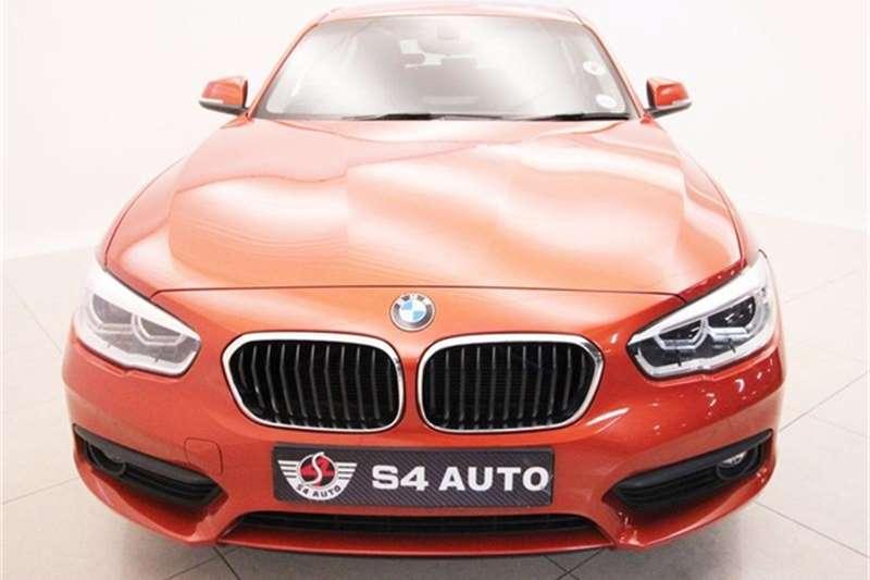 BMW 1 Series 120d 5 door 2016