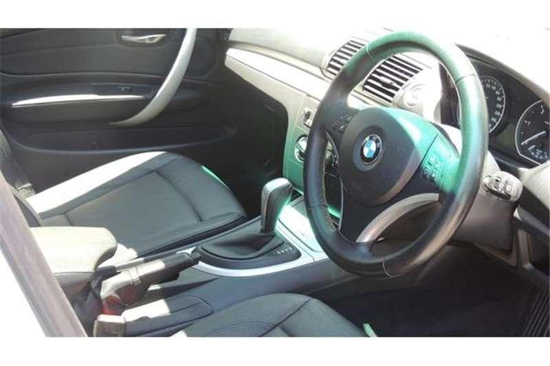 BMW 1 Series 120d 5 Door Auto 2009