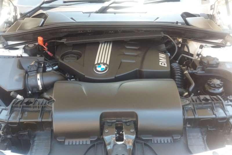 BMW 1 Series 120d 5 door auto 2010