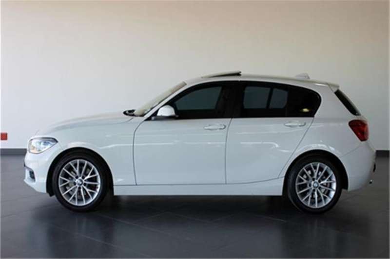 BMW 1 Series 120d 5 door auto 2016