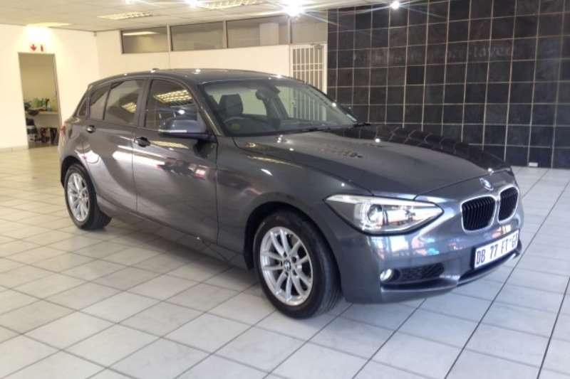 BMW 1 Series 120d 5-door auto (One Owner) 2014