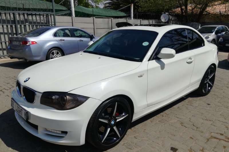bmw 1 series 120d coupe m sport auto for sale in gauteng. Black Bedroom Furniture Sets. Home Design Ideas