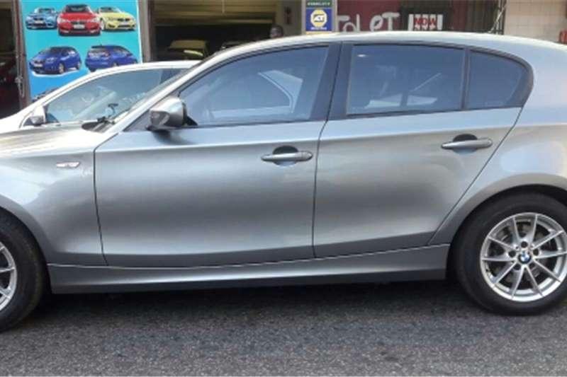 BMW 1 Series 120d coupe M Sport auto 2011