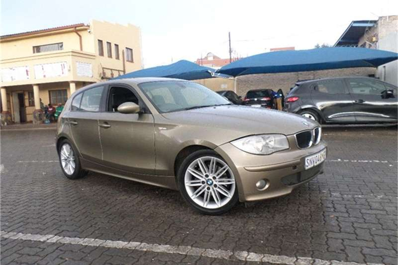 2005 BMW 1 Series 120D (E87) Cars for sale in Gauteng | R 69 950 on ...