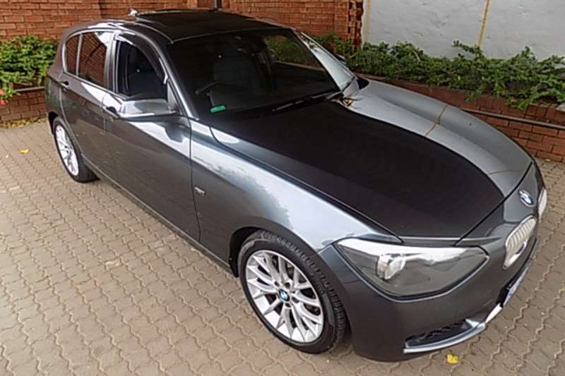 2012 BMW 1 Series 120D Urban Line (F20) Cars for sale in Gauteng   R ...