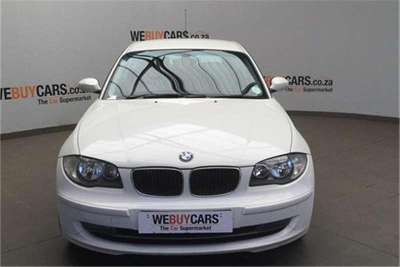 BMW 1 Series 120i 3 door steptronic 2010