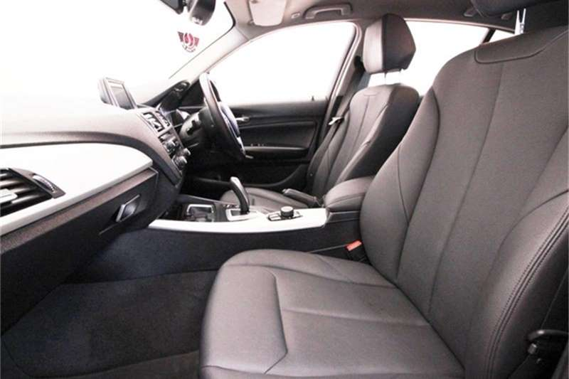 BMW 1 Series 120i 5 door 2015