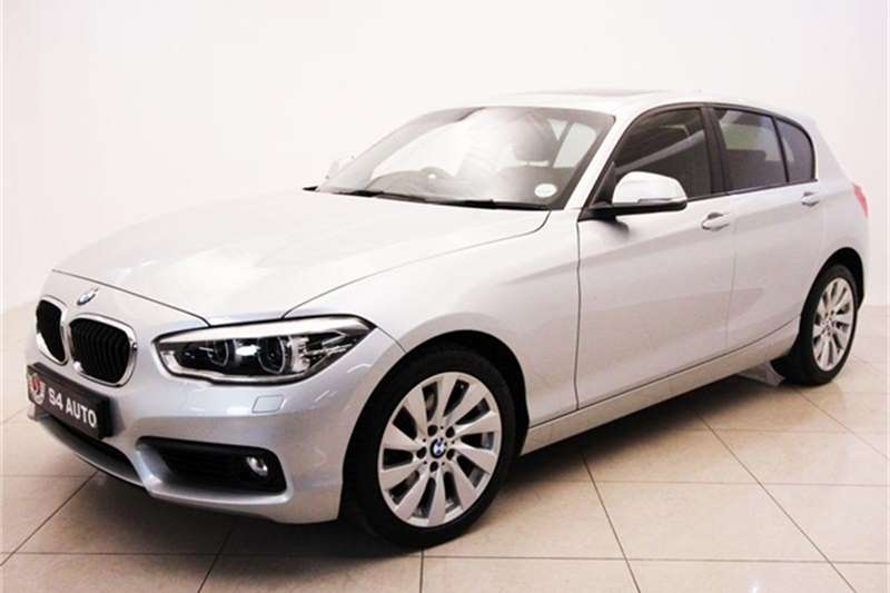 BMW 1 Series 120i 5-door 2016