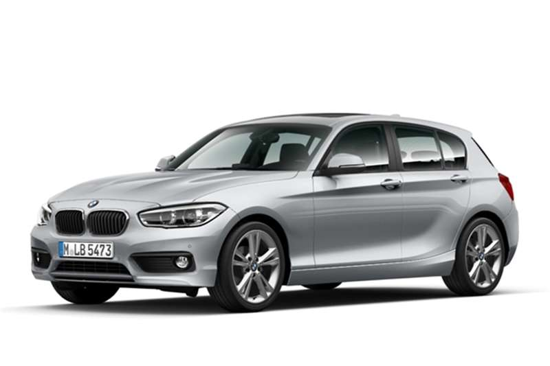 BMW 1 Series 120i 5-door auto 2018