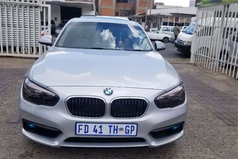 BMW 1 Series 120i 5 door Exclusive steptronic 2016