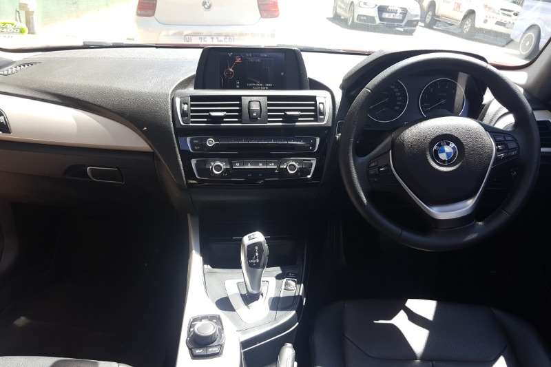 BMW 1 Series 120i 5 door M Sport steptronic 2016