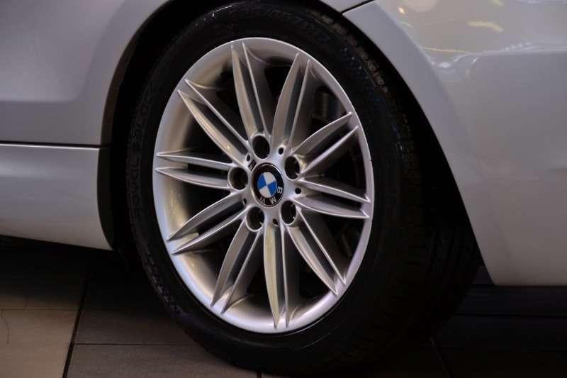 BMW 1 Series 120i convertible M Sport auto 2009