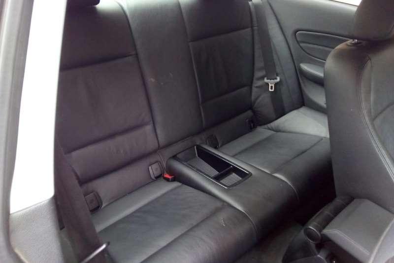 BMW 1 Series 125i 3 door auto 2014