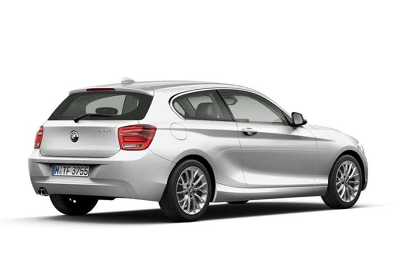 BMW 1 Series 125i 3 door auto 2015