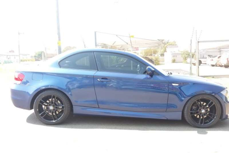 2010 Bmw 1 Series 125i 3 Door M Sport Auto Hatchback Petrol Rwd Automatic Cars For Sale