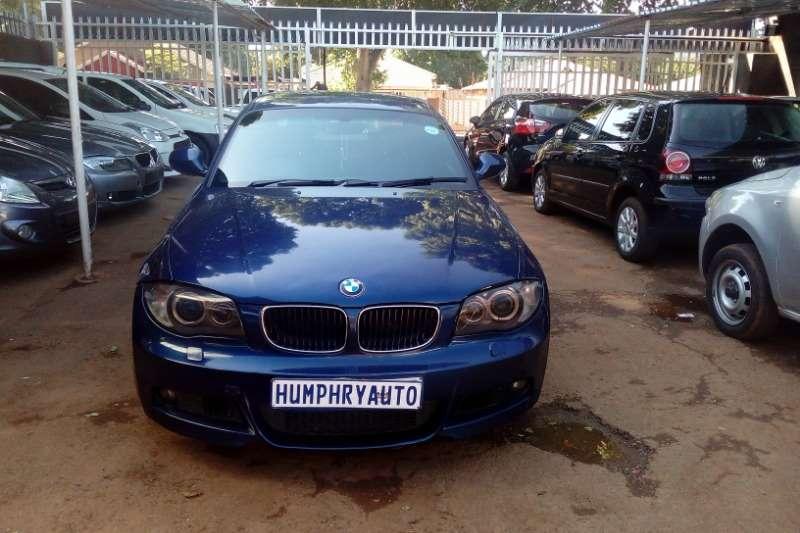 BMW 1 Series 125i 3 door M Sport auto 2017