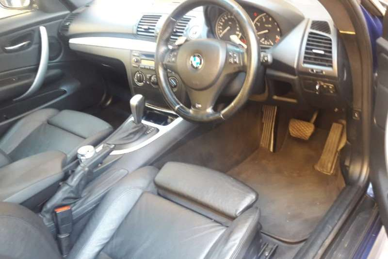 BMW 1 Series 125i 3 door Sport auto 2010