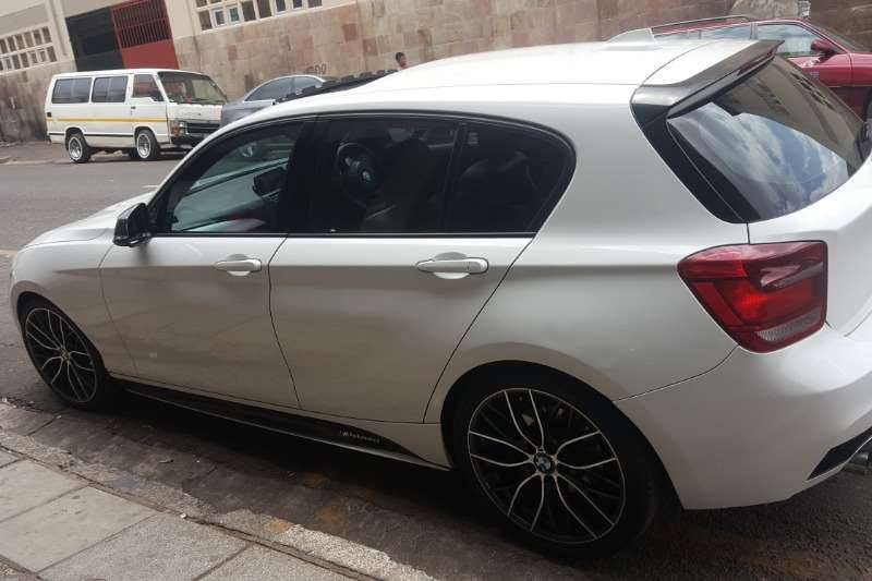 BMW 1 Series 125i 5 door Edition M Sport Shadow sports auto 2012