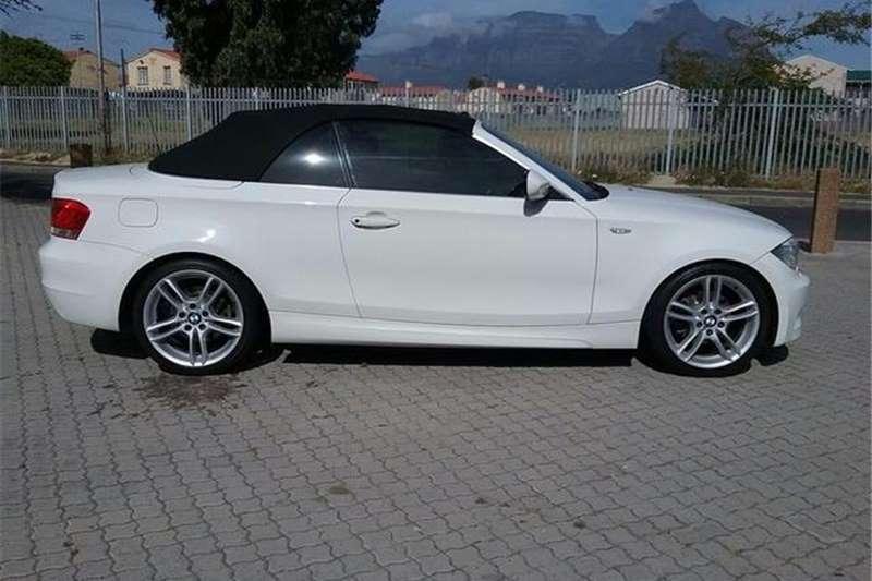 BMW 1 Series 125i Convertible Auto 2013