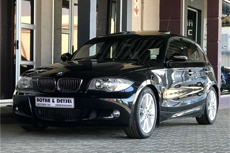 BMW 1 Series 130i 5-door M Sport 2007