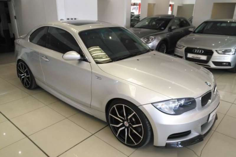 BMW 1 Series 135i convertible auto 2012