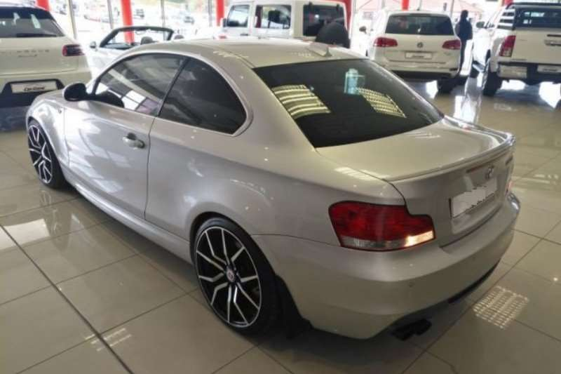 BMW 1 Series 135i convertible auto 2012