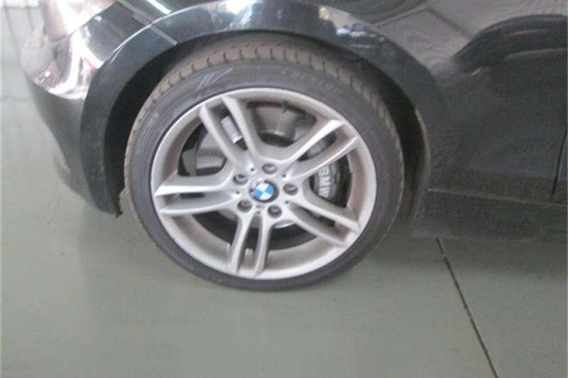 BMW 1 Series 135i convertible M Sport steptronic 2010