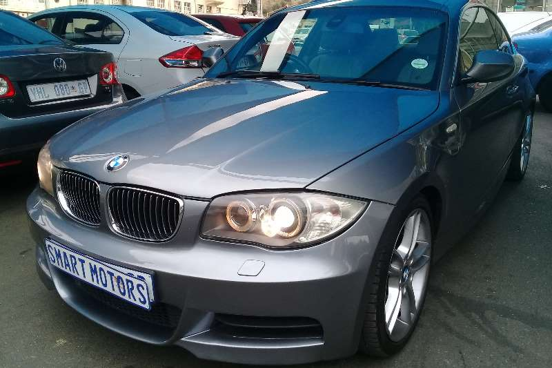 BMW 1 Series 135i coupe M Sport auto 2010
