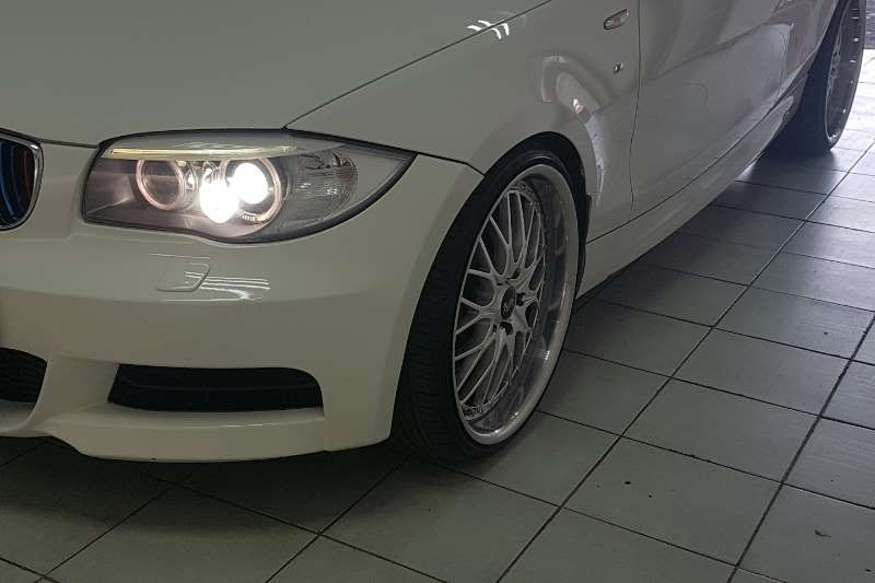 BMW 1 Series 135i M Sport 2010