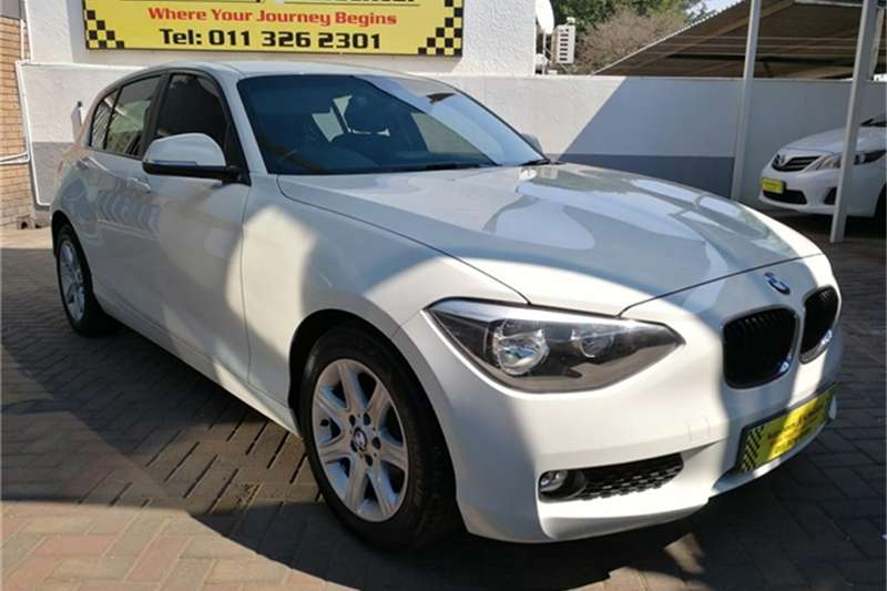 BMW 1 Series 5DR A/T (F20) 2013