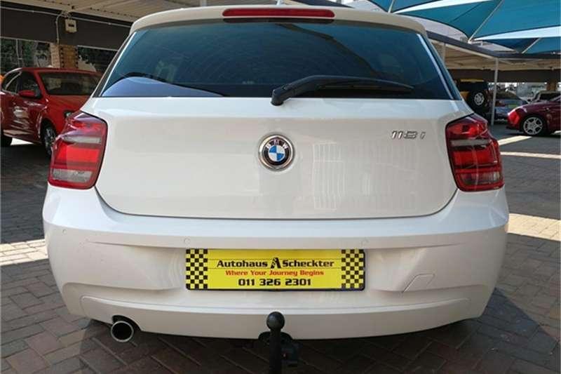 BMW 1 Series 5DR A/T (F20) 2013